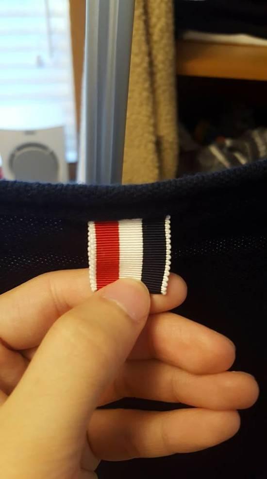 """Thom Browne Thom Browne Knit Tee """"size 2"""" Size US M / EU 48-50 / 2 - 2"""