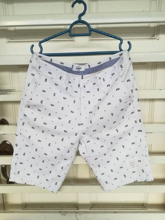 Thom Browne Authentic Thom Browne Short Pants Size US 34 / EU 50