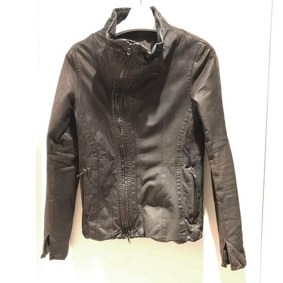 Julius Julius Goat Skin Leather Jacket Size US S / EU 44-46 / 1 - 1