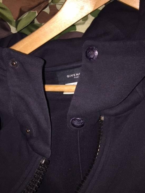 Givenchy Heavy Fleece Sweat-Shirt/Parka Size US M / EU 48-50 / 2 - 11