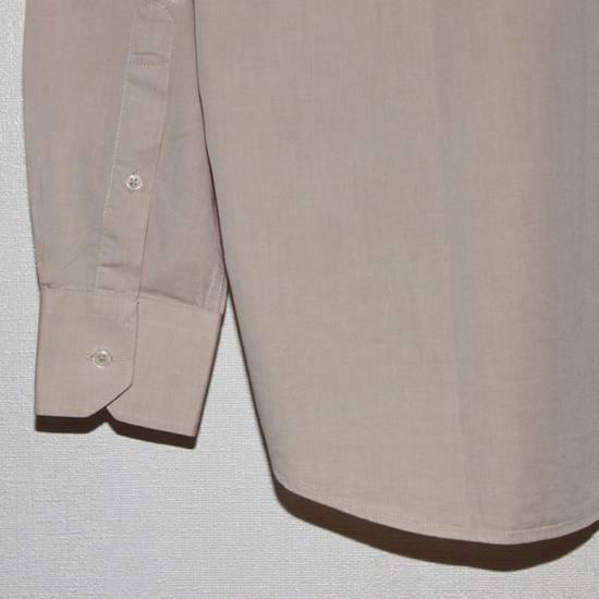 Balmain Vintage Balmain Paris Men's Longsleeve Button Shirt Beige Size M L 39 40 Cotton Size US M / EU 48-50 / 2 - 9