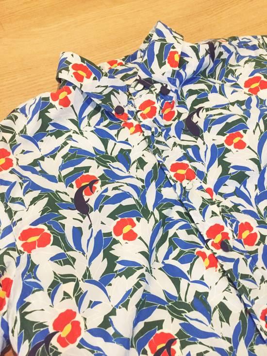 Thom Browne Hawaiin Print Tropical Swim Shirt Size US XL / EU 56 / 4 - 3