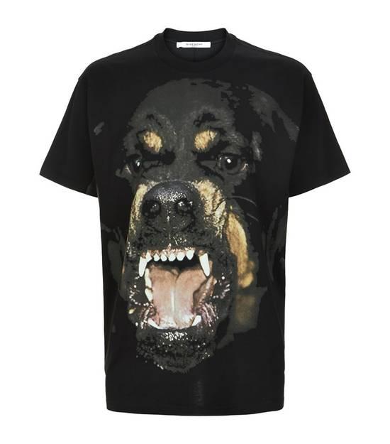 Givenchy Black Rottweiler T-shirt Size US XL / EU 56 / 4 - 1