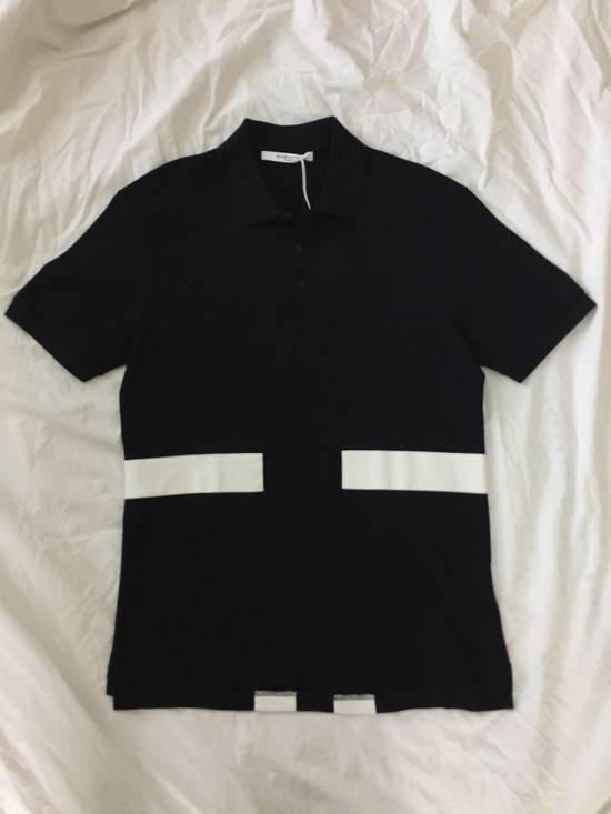 Givenchy Givenchy Band Applique Polo Size US M / EU 48-50 / 2