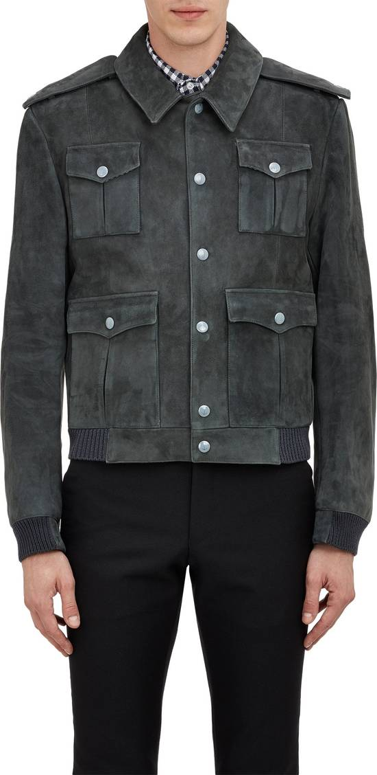 Thom Browne Suede military bomber jacket Size US S / EU 44-46 / 1 - 8