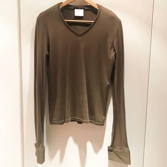 Julius Julius long sleeve cotton jersey Size US M / EU 48-50 / 2