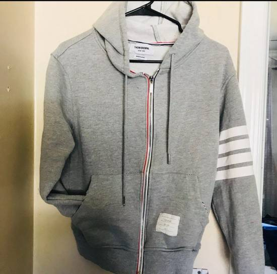 Thom Browne Striped Hoodie Size US S / EU 44-46 / 1 - 4