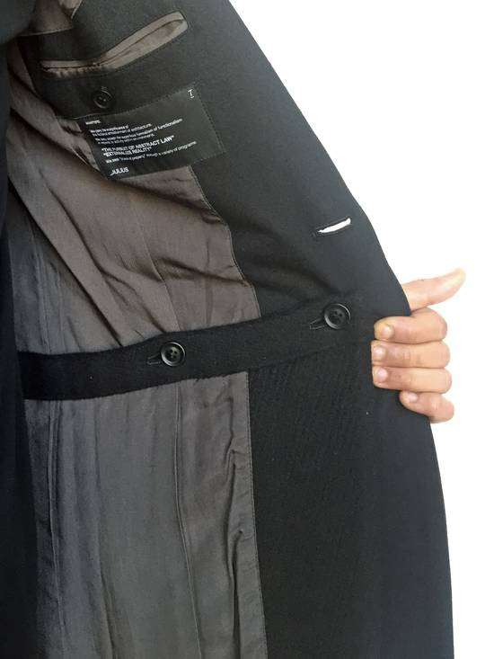 Julius Angora Double Layer Skirted Blazer Size 46R - 8