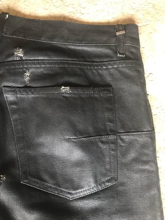 Dior Dior Homme SS04 strip denim by Hedi Slimane Size US 31 - 1