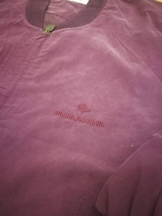 Balmain Vintage Balmain Jacket Not Balenciaga Versace Gucci Louis Vuitton Raf Simons Kenzo Hermes Size US L / EU 52-54 / 3 - 3