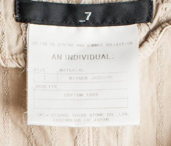 Julius Archived Wither Jaquard Shirt FINAL PRICE Size US S / EU 44-46 / 1 - 7
