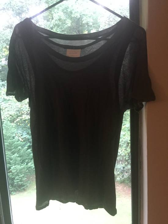 Julius SS06 Double Layer Charcoal Tee Size US S / EU 44-46 / 1 - 4