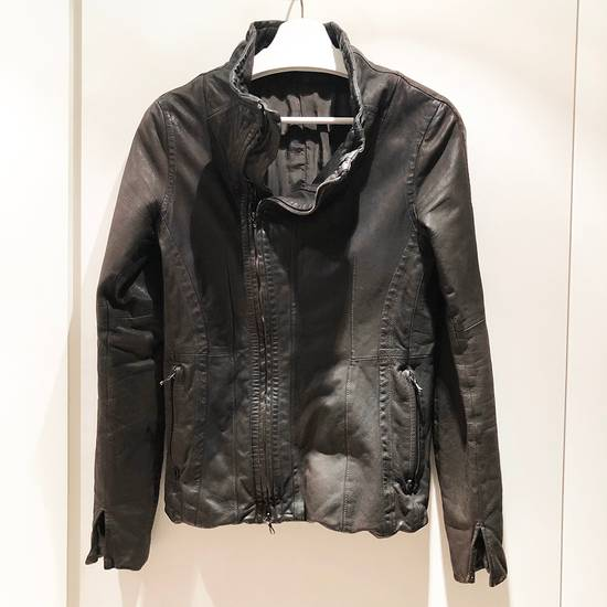 Julius Julius Goat Skin Leather Jacket Size US S / EU 44-46 / 1