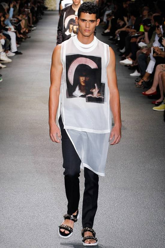 Givenchy SS13 Madonna T-shirt Size US M / EU 48-50 / 2 - 4