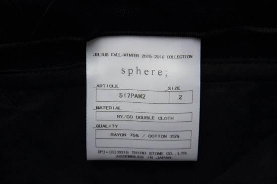 Julius JULIUS_7 RAYON COTTON DOUBLE CLOTH PANTS SIZE 2 Size US 32 / EU 48 - 9