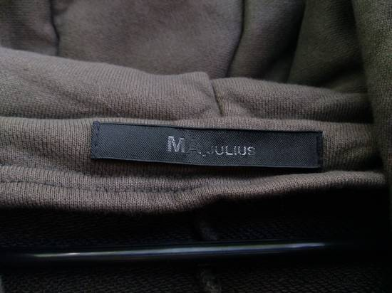 Julius Gray Zip Hoodie MA_Julius f/w11 Size US S / EU 44-46 / 1 - 2