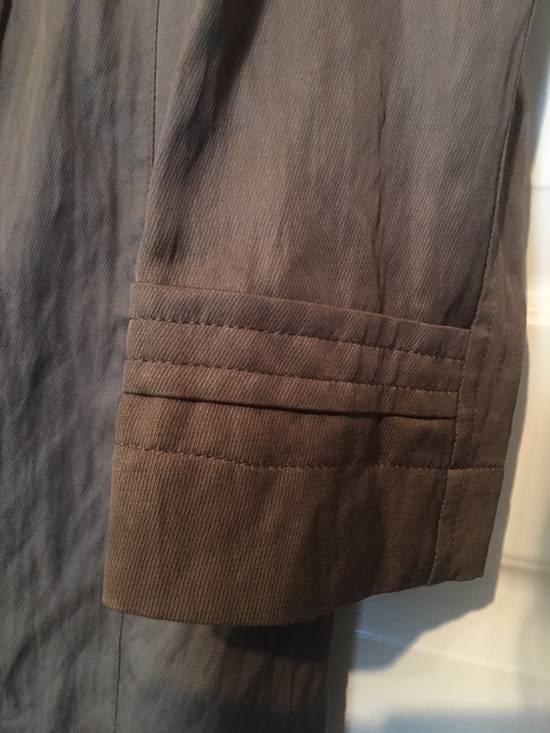 Julius AW07 Khaki light coat Size US M / EU 48-50 / 2 - 5