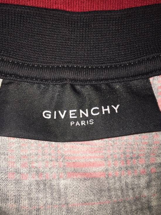 Givenchy Givenchy Plaid Doberman Tee Size US L / EU 52-54 / 3 - 1