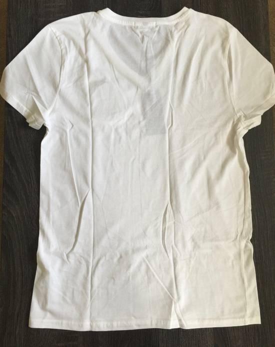 Balmain Balmain White V neck shirt Size US S / EU 44-46 / 1 - 3
