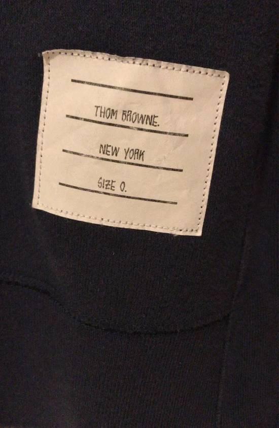 Thom Browne Printed 4 Stripes Signature Sweatshirt Size US XS / EU 42 / 0 - 2