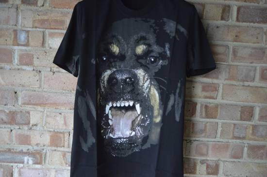 Givenchy Black Rottweiler T-shirt Size US S / EU 44-46 / 1 - 1