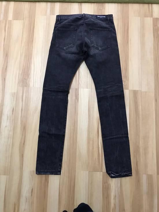 Balmain Skinny Denim Size US 33 - 2