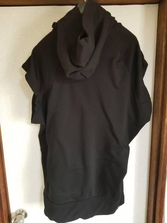 Julius Wings print sleeveless hoodie Size US L / EU 52-54 / 3 - 4