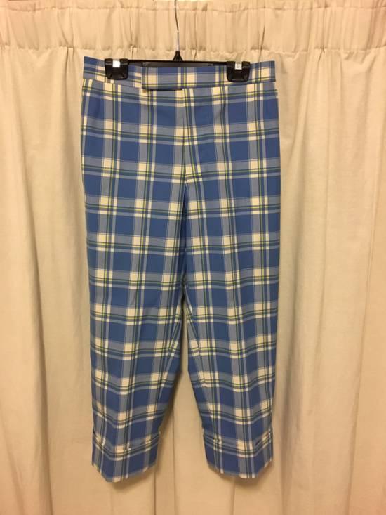 Thom Browne Ss13 Check Pants Size US 28 / EU 44