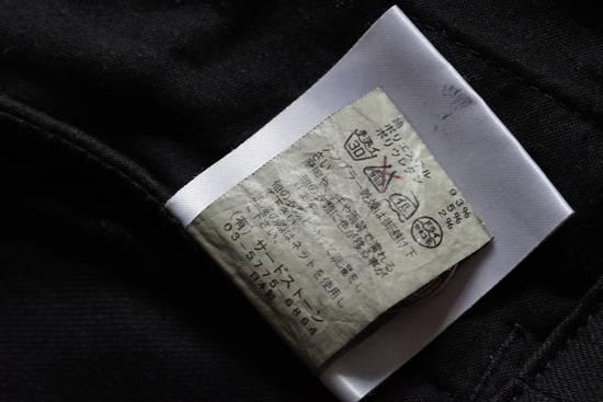 Julius JULIUS _7 ma moto black knit denium biker jacket sz1 eu44 46 xs s slim fit Japan Size US S / EU 44-46 / 1 - 19