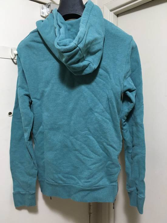 Balmain Turquoise Hoodie Size US XS / EU 42 / 0 - 7