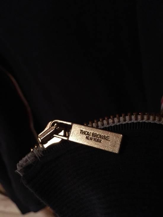 Thom Browne Thom Browne Classic Striped Navy Blue Hoodie Size US L / EU 52-54 / 3 - 10