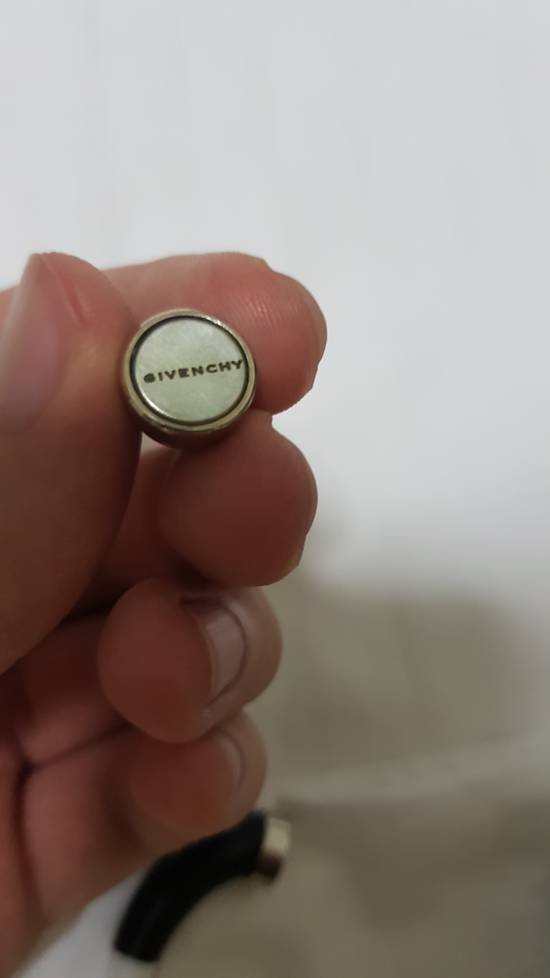 Givenchy Givenchy magnet horn ear studs Size ONE SIZE - 5