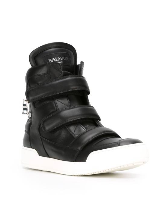Balmain High top sneaker Size US 8 / EU 41