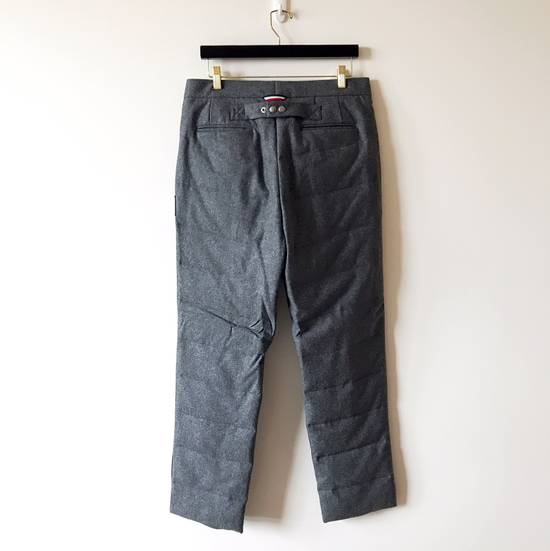 Thom Browne THOM BROWNE X MONCLER GAMME BLEU DOWN SUITS Size 38R - 9