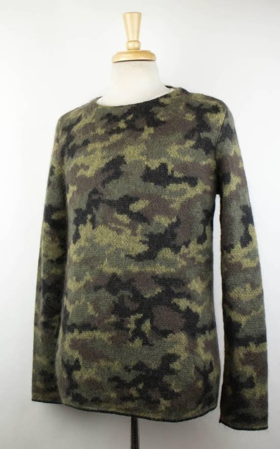 Balmain Camouflage Mohair Blend Jumper Sweater Size M Size US M / EU 48-50 / 2 - 1