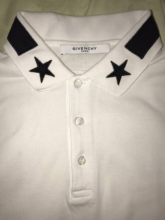 Givenchy Star-trim Collar Size US S / EU 44-46 / 1 - 2