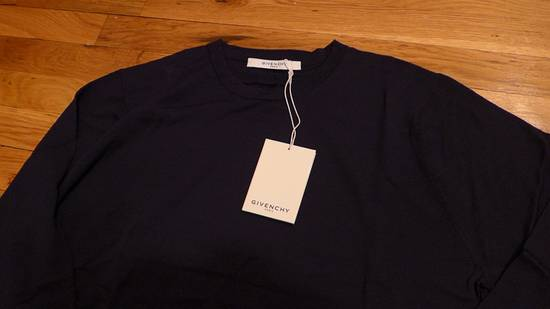 Givenchy GIVENCHY NWT NAVY WOOL SWEATER SIZE L Size US L / EU 52-54 / 3 - 3