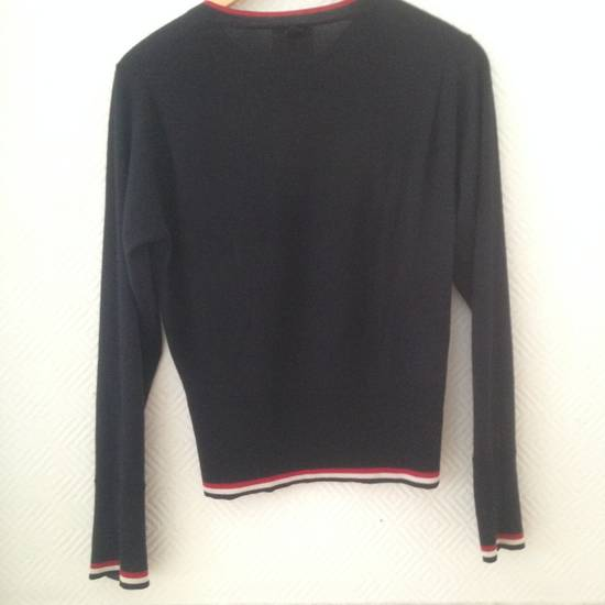 Thom Browne Thom Brown Brooks Brother Black Fleece Sweater Size 0 Size XS Size US XS / EU 42 / 0 - 1