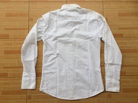 Thom Browne Oxford White Shirts With Grosgrin Size US M / EU 48-50 / 2 - 1
