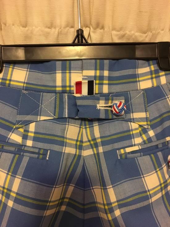 Thom Browne Ss13 Check Pants Size US 28 / EU 44 - 2