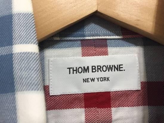Thom Browne Men's Thom Browne New York Plaids Oxford Shirt Sz 1 Size US S / EU 44-46 / 1 - 2