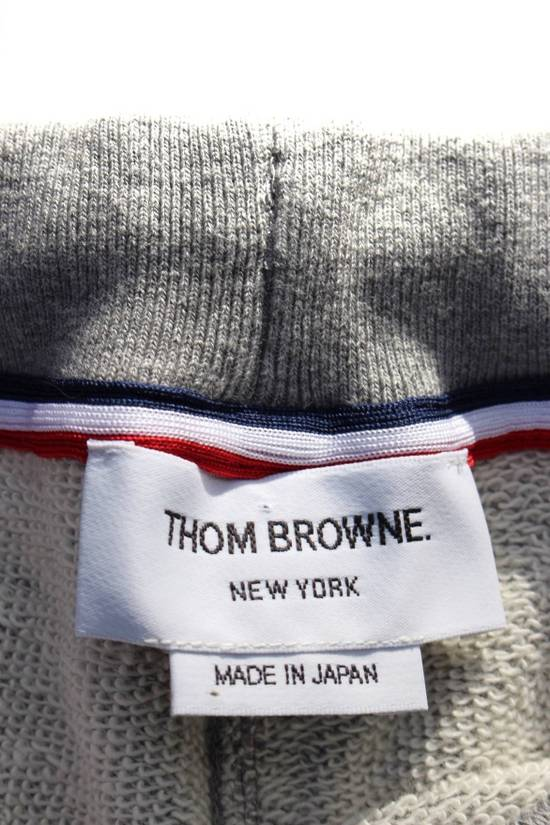 Thom Browne Houndstooth Sweatpants in Grey Size US 30 / EU 46 - 3