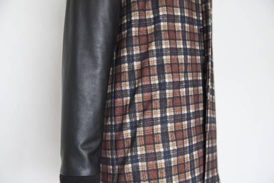 Givenchy AW11 leather plaid shirt Size US S / EU 44-46 / 1 - 4