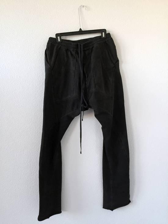 Julius Glitch Collection / Drop crotch trousers Size US 32 / EU 48 - 1