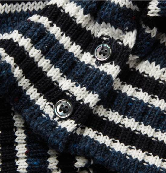 Thom Browne intarsia cotton and wool mohair blend sweater Size US XS / EU 42 / 0 - 1