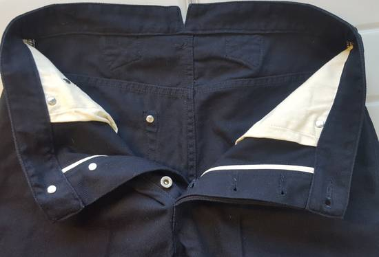 Thom Browne Navy Back-strap Trousers RB2 Size US 30 / EU 46 - 4