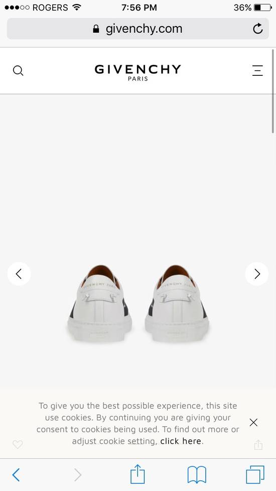 Givenchy GIVENCHY BAND SNEAKER LOW ANY SIZE Size US 9 / EU 42 - 2