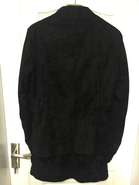Julius 2011AW Cracked Cloth Jacket Size US XL / EU 56 / 4 - 2