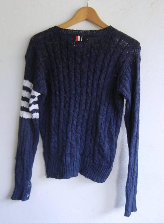 Thom Browne Thom Browne New York Navy Knitwear Size 1 Size US S / EU 44-46 / 1 - 7