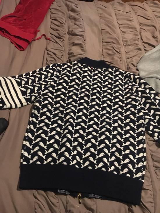 Thom Browne Whale Knit Sweater Size US L / EU 52-54 / 3 - 1